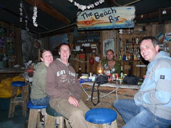 The Beach Camp: Beach Camp Bar