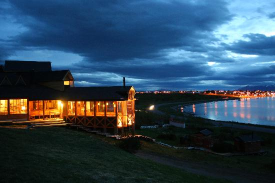Weskar Patagonian Lodge: Weskar Lodge