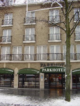 Park Hotel Brugge : Front