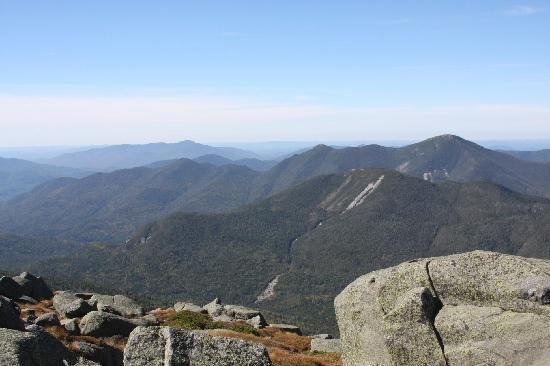 Mount Marcy : Top of the mountain