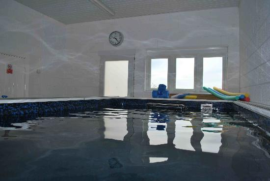 Ballyduff, Ireland: Private 'endless pool'