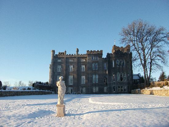 Kilronan Castle Estate & Spa: Kilronan Castle, Christmas 2010
