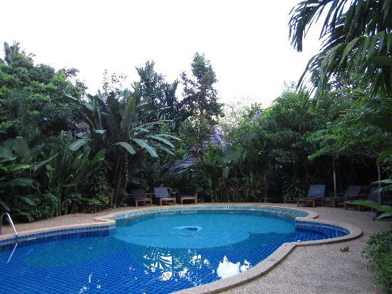 Phu Pha Ao Nang Resort and Spa: Pool