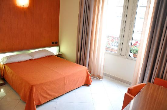 Hotel Del Corso: The room