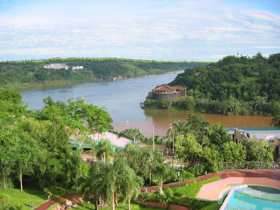 Amerian Portal del Iguazu: Estupenda elección