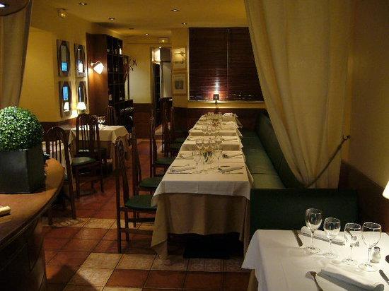O' Gracia Restaurant : comedor principal