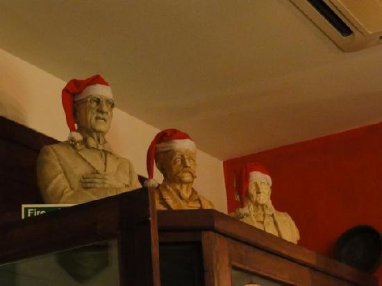 Trabuxu Bistro: Santas