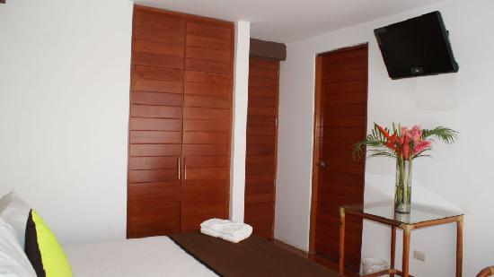 Amazon Apart Hotel: Suite Deluxe
