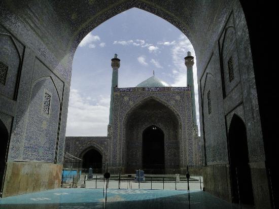 Isfahán, Irán: Imam Mosque