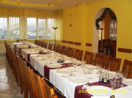 Hotel Restaurant Mures: Party on the restaurant