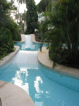 Bamburi, Κένυα: Travellers Club - Pool Slides