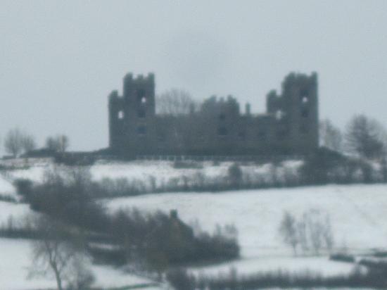 Riber Hall: Riber Castle
