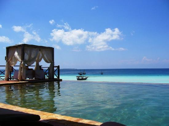 The Z Hotel Zanzibar: The Infinity Pool