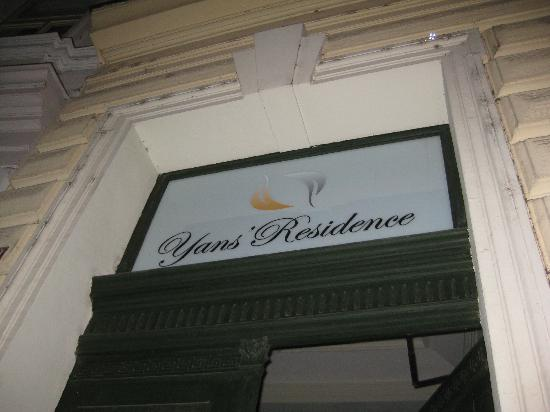Yans' Residence: Yans!