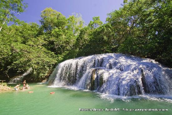Estancia Mimosa Ecoturismo: Estância Mimosa, Bonito, Mato Grosso do Sul state