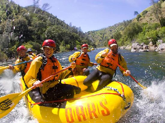 O.A.R.S. California Rafting: 1-day & multi-day river trips