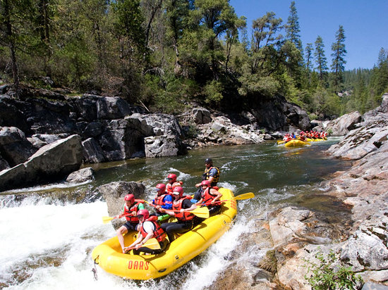 O.A.R.S. California Rafting