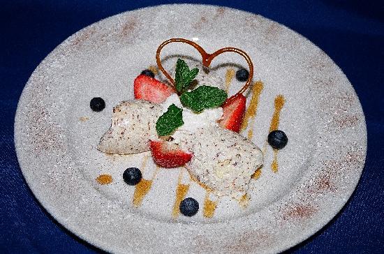 Allegra Restaurant : Chocolate mousse