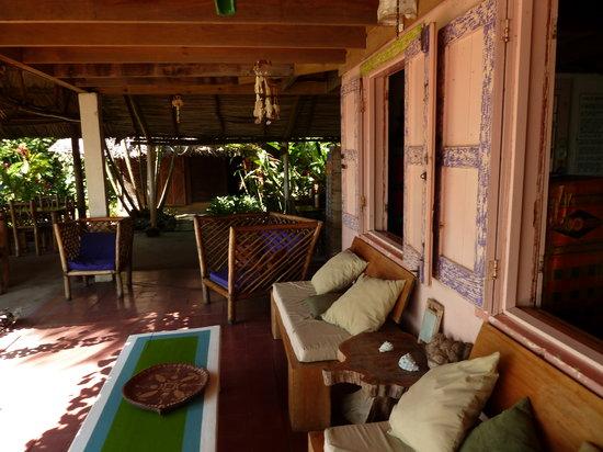 Hotel Casa Rosada: terras