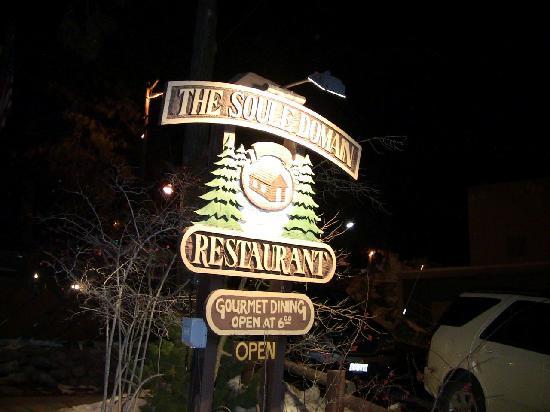 Kings Beach, كاليفورنيا: Sign at the entrance