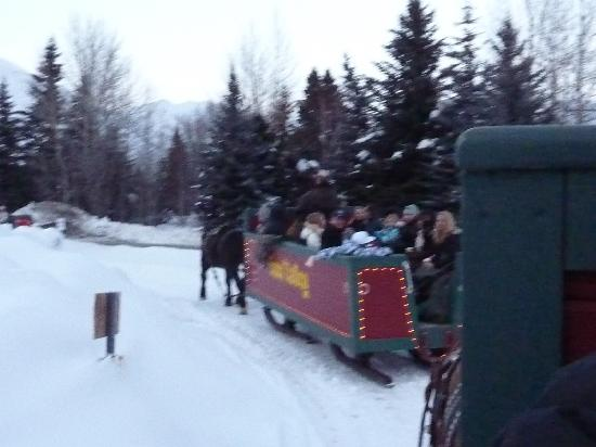 Sun Valley Resort: Sleigh Ride