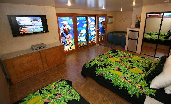 Maui Guest House: Air Conditioning