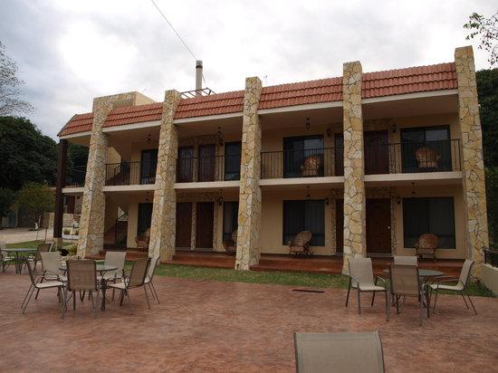Tamaulipas, México: Habitaciones del Area Este del hotel, con vista a la Sierra Madre