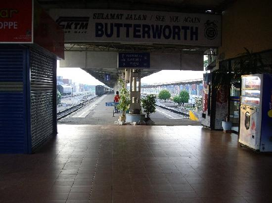 Butterworth Railway Station