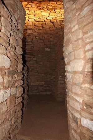 Cortez, CO: Inside the Lowry Pueblo, Canyons of the Ancients ruins