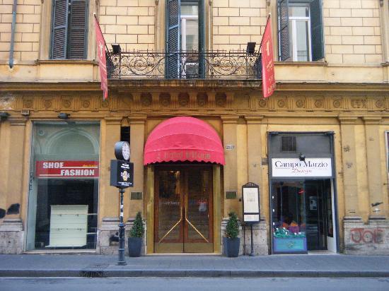 Tritone Hotel: Hotel Tritone