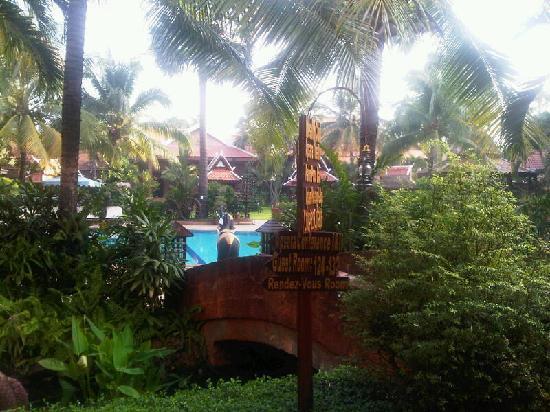 Apsara Angkor Resort & Conference: garden