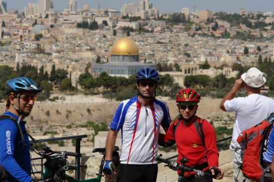 Bike Jerusalem Tours