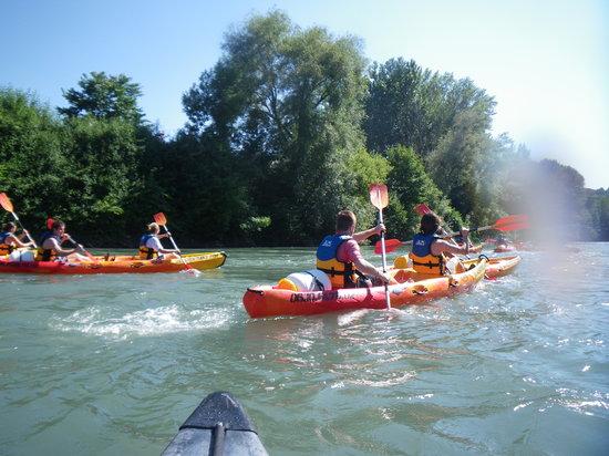 Canoe Kayak 2X Aventures: Partez à l'Aventure