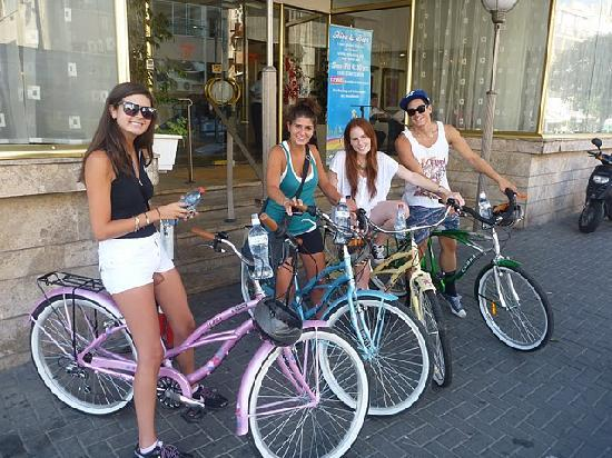 BIke Tel Aviv -Day Tours: EcoBike: Bike Tel Aviv