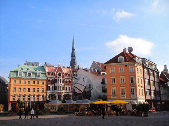 Riga Free Tour