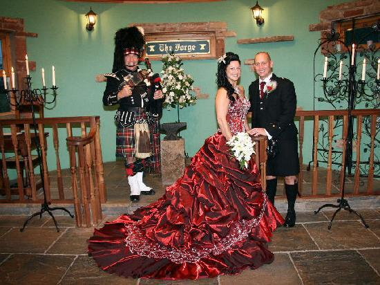 Weddings in The Mill Forge