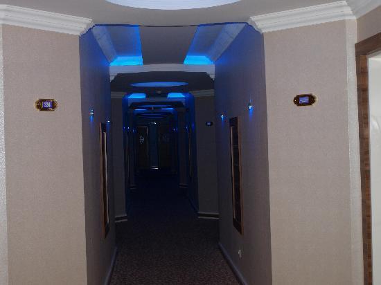 Grand Zaman Beach Hotel: hotel inside
