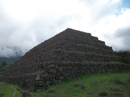 Guimar, สเปน: Pyramid2