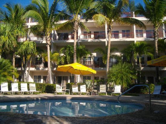 Rincon of the Seas Grand Caribbean Hotel: Acogedor