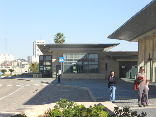 Knesset (Parliament): Knesset: entry on left to start tour