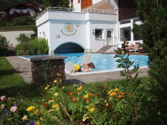 Hotel Fisserhof: Piscine