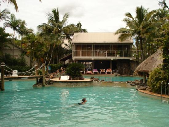 Islander Noosa Resort: The Main Lagoon Pool