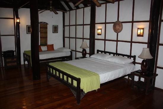 Ban Sufa Garden Resort: Bedroom