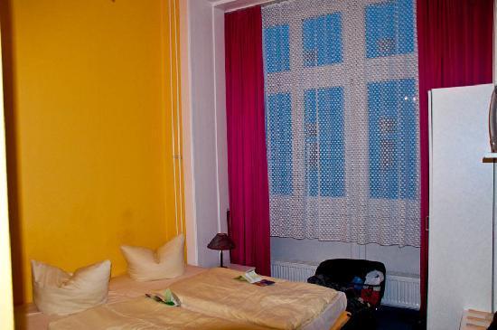 Hotel Vivaldi Berlin: Room view