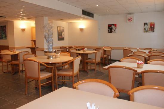 Hotel balladins Cannes / Le Cannet: Bar et buffet