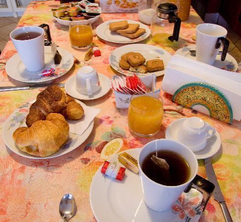 Augusta Taurinorum : La colazione