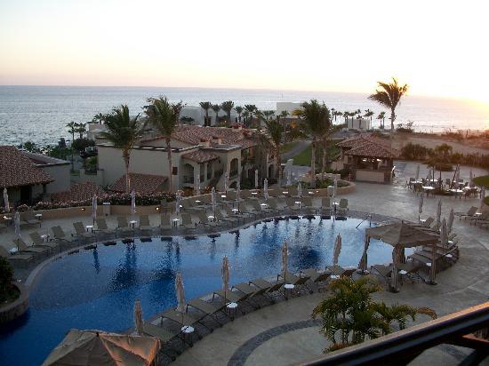 Pueblo Bonito Sunset Beach Golf Spa Resort Pool And Tennis Courts