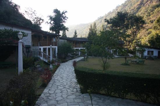 Kichu Resort Wangduephodrang : kichu resort