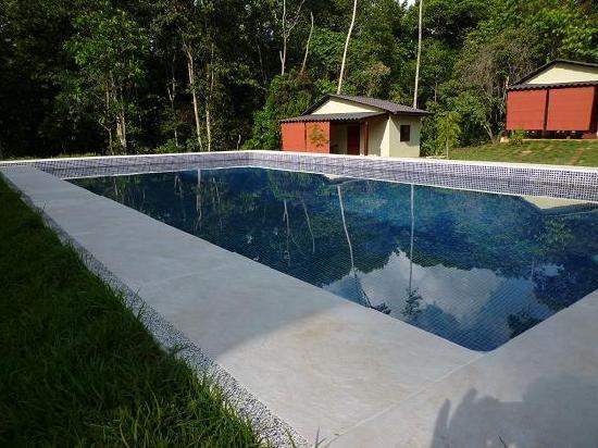 Hotel Mamma e Papa: pool & cabins