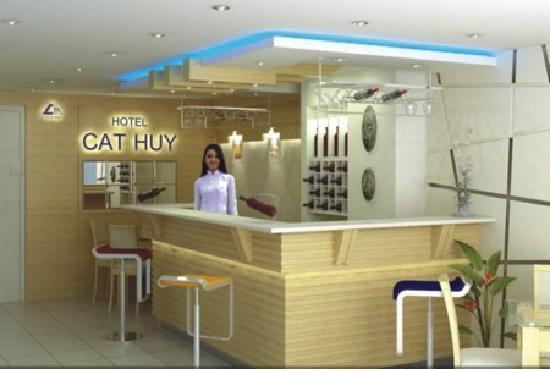 Cat Huy Hotel: Reception
